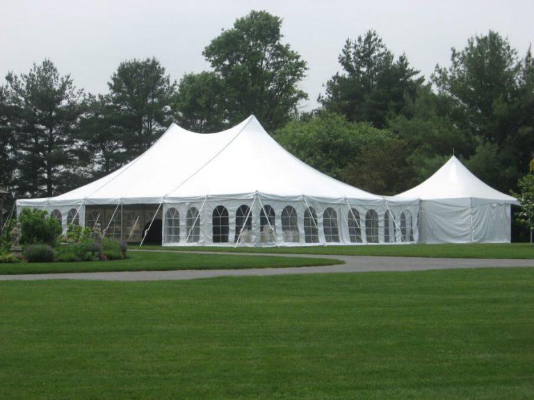 0001pole tent