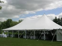 Peg & Pole Tent 9m x 18m Manufacturer