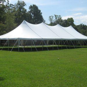 Peg & Pole Tent 5m x 10m Manufacturer