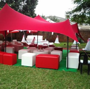 Stretch Tent 9m x 15m Manufacturer