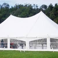 Peg & Pole Tent 9m x 24m Manufacturer