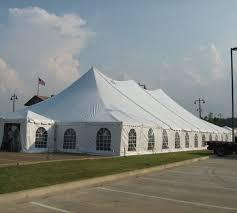 Peg & Pole Tent 9m x 30m Manufacturer