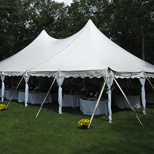Peg-and-Pole-Tents
