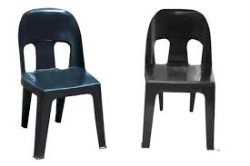 Black Plastic Chair Manufacturer