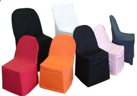 White Chair Cover Manufacturer