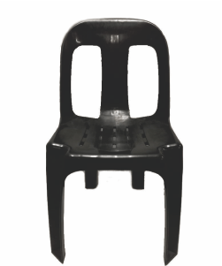 Black Plastic Chairs for sale Manufacturers South Africa