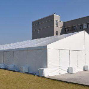 Frame Tent 15m x 30m Manufacturer