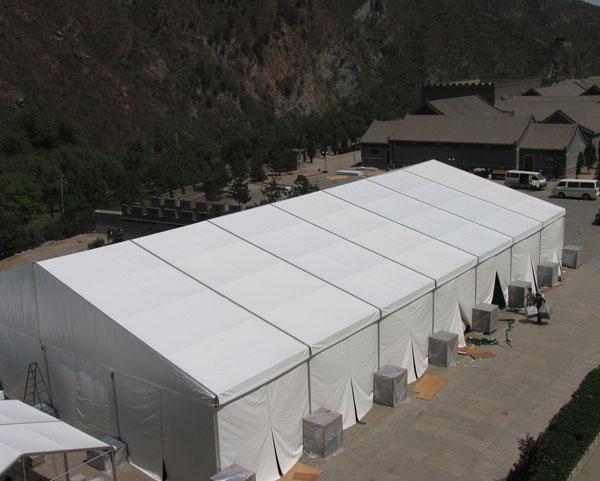 Frame Tent 20m x 30m Manufacturer