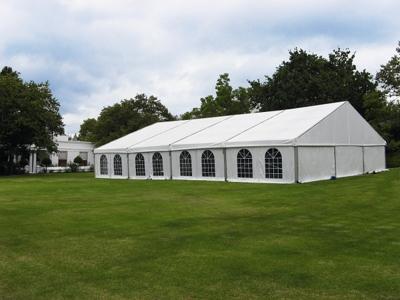 Frame Tent 30m x 30m Manufacturer