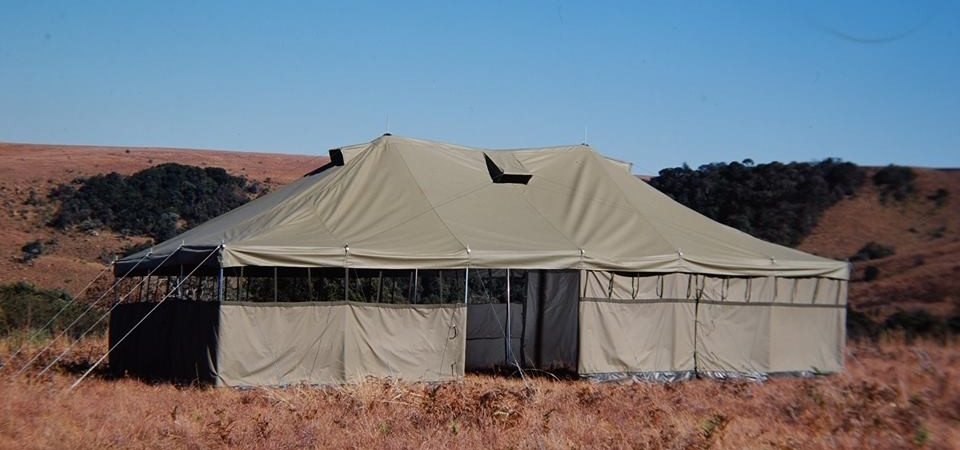 Army Tent 5m x 5m