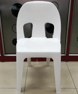 White Plastic Chairs for sale Manufacturers South Africa