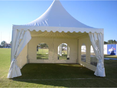 Pagoda Tent 3m x 3m Manufacturer South Africa