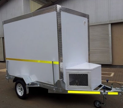 Mobile Freezer Manufacturers South Africa